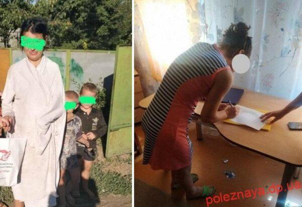 У Новомосковську служба у справах дітей провела перевірку сімей, що перебувають у складних життєвих обставинах